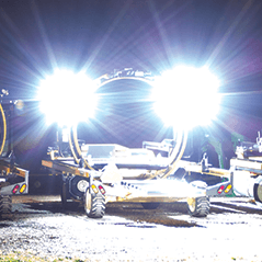 Night Working Light Kit (LED) Feature Image
